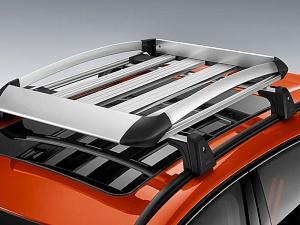 Багажный контейнер (алюминий) для BMW X2 F39