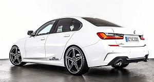 AC Schnitzer презентовали аксессуары для BMW 3-series G20