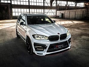 Обвес Renegade WideBody для BMW X5 F15/F85