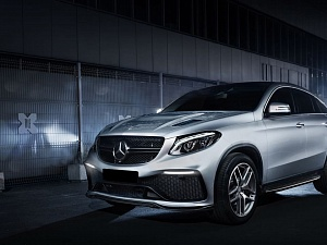 Обвес Renegade для Mercedes GLE coupe