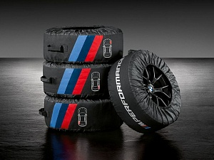 Чехлы для колес M Performance для BMW X3 M F97