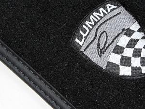 Ковры салона Lumma для Mercedes G-class W464 (W463 A)