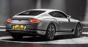 Встречайте изысканную версию Bentley Speed – теперь и у автомобилей-купе 3-го поколения