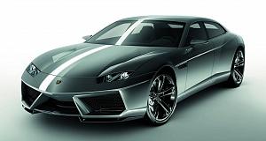 Стало известно, что самым первым электромобилем Lamborghini станет 4-х-местная версия гран-туризмо