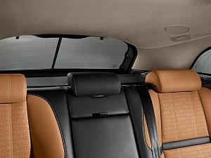 Солнцезащитная шторка задней крышки багажника для Range Rover Velar