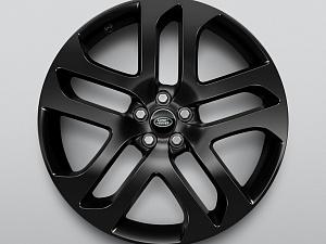 Колесный диск R21 Style 5078 Gloss Black для Range Rover Evoque