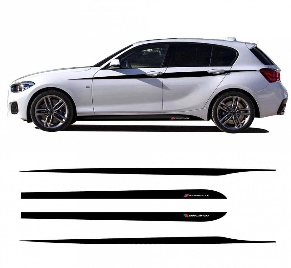 Пороги M Sport для BMW 1 Series F20