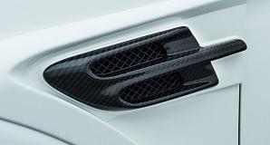 Карбоновые накладки на воздухозаборники Startech для Bentley Bentayga 2016-