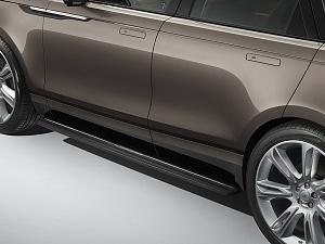 Проводка выездных подножек для Range Rover Velar