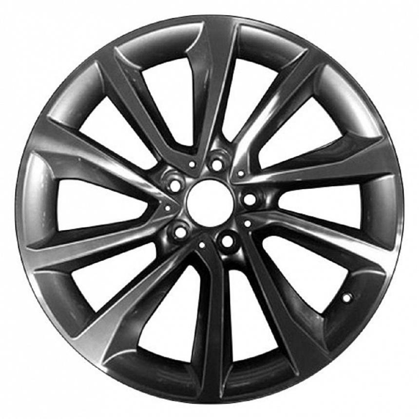 Легкосплавный колесный диск (V-образные спицы) 595 для BMW X6 F16