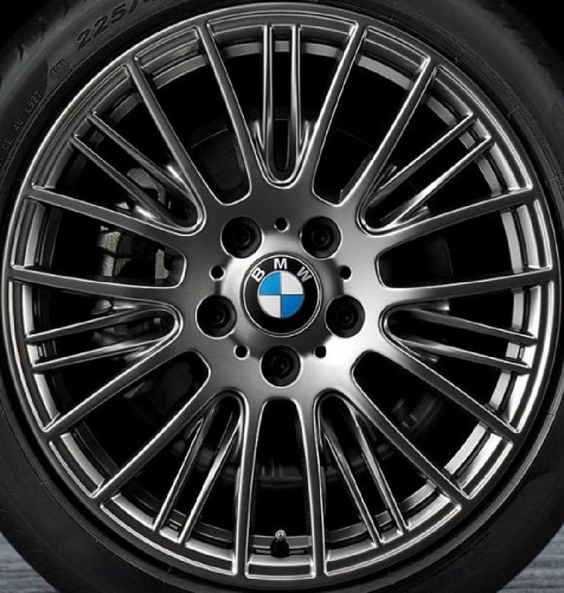Легкосплавный колесный диск (сдвоенные спицы) 405 для BMW 1 Series F20/F21