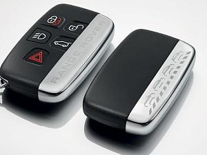 Отделка ключа Abbey Road для Range Rover Evoque