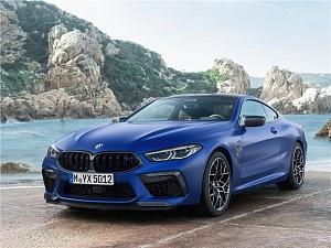 Обвес M-Спорт для BMW 8 Series G16