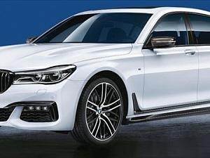 Аэродинамические принадлежности M Performance для BMW 7 Series G11