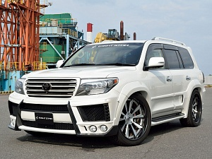 Обвес Eight Star Carbon для Land Cruiser 200