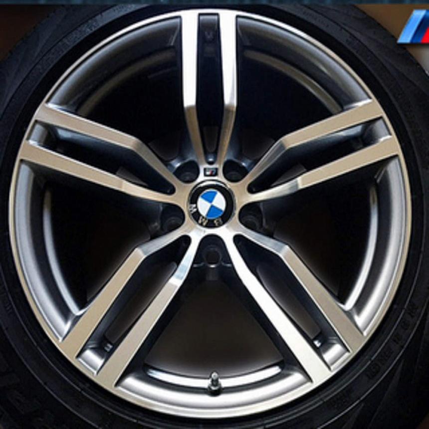 Легкосплавный колесный диск (сдвоенные спицы) 623 для BMW X6 F16