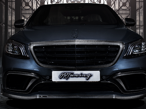 MERCEDES S63 Facelift BRABUS STYLE