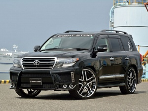 Обвес Eight Star для Land Cruiser 200