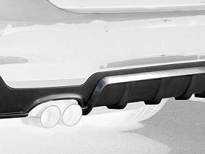Задний молдинг Hamann для BMW 4-series F36