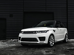 Range Rover SPORT Restyling white