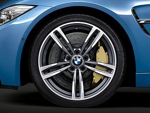 Легкосплавный колесный диск (сдвоенные спицы) 437M для BMW 2 Series F87