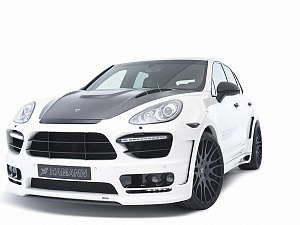 Обвес Hamann Guardian EVO для Porsche Cayenne 958 S, V6 & DIESEL