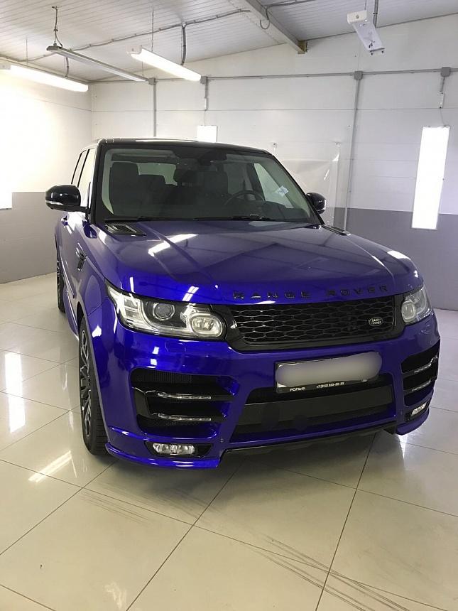 STR Ver.2 для Range Rover Sport 2014+