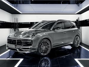 Обвес Techart для Porsche Cayenne E3
