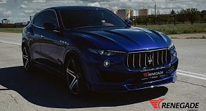 Обвес Renegade для Maserati Levante