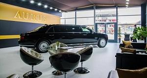 Седан Aurus намерен соперничать с такими культовыми автомобилями, как Bentley и Rolls-Royce