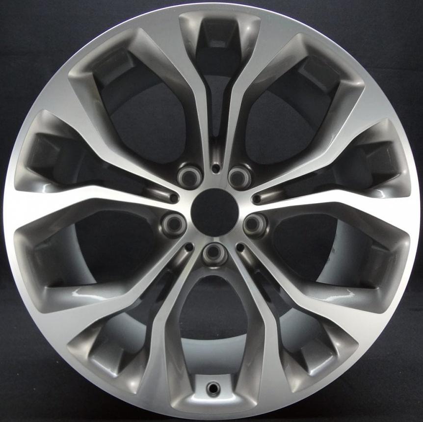 Легкосплавный колесный диск (Y-образные спицы) 451 для BMW X6 F16