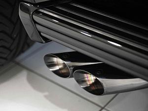 Выхлопная система с регулировкой уровня звука BRABUS для Mercedes G-class W464 (W463 A) (для G500)