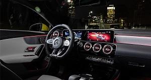 Еще один быстрый седан от AMG –  встречайте новый Mercedes модели CLA 35