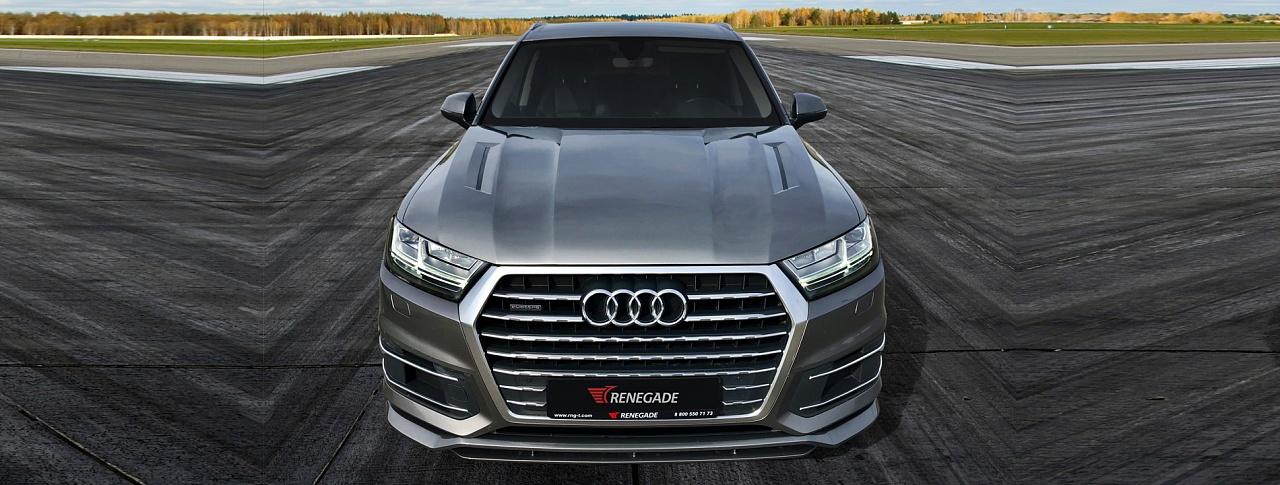 Обвес Renegade для Audi Q7