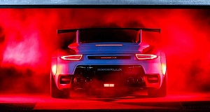 Новый проект от Gemballa на базе 911 Turbo S