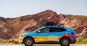 Автомобиль Volkswagen ID.4 раскроет свой потенциал в знаменитом авторалли Rebelle Rally!