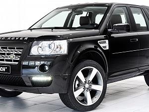 Обвес Startech для Land Rover Freelander 2