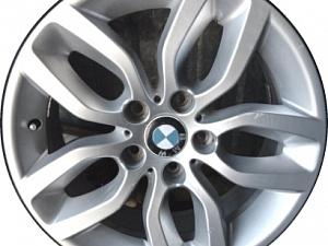 Легкосплавное дисковое колесо (Y-образные спицы) 305 для BMW X4 F26