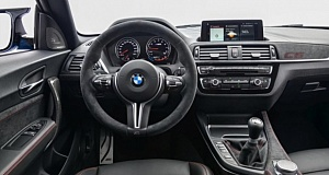 Автомобиль BMW M2 Coupe получит агрегат мощностью в 420 «лошадок»