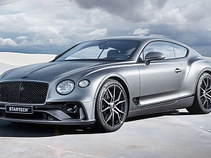 Обвес Startech для Bentley Continental GT/GTC 2018-