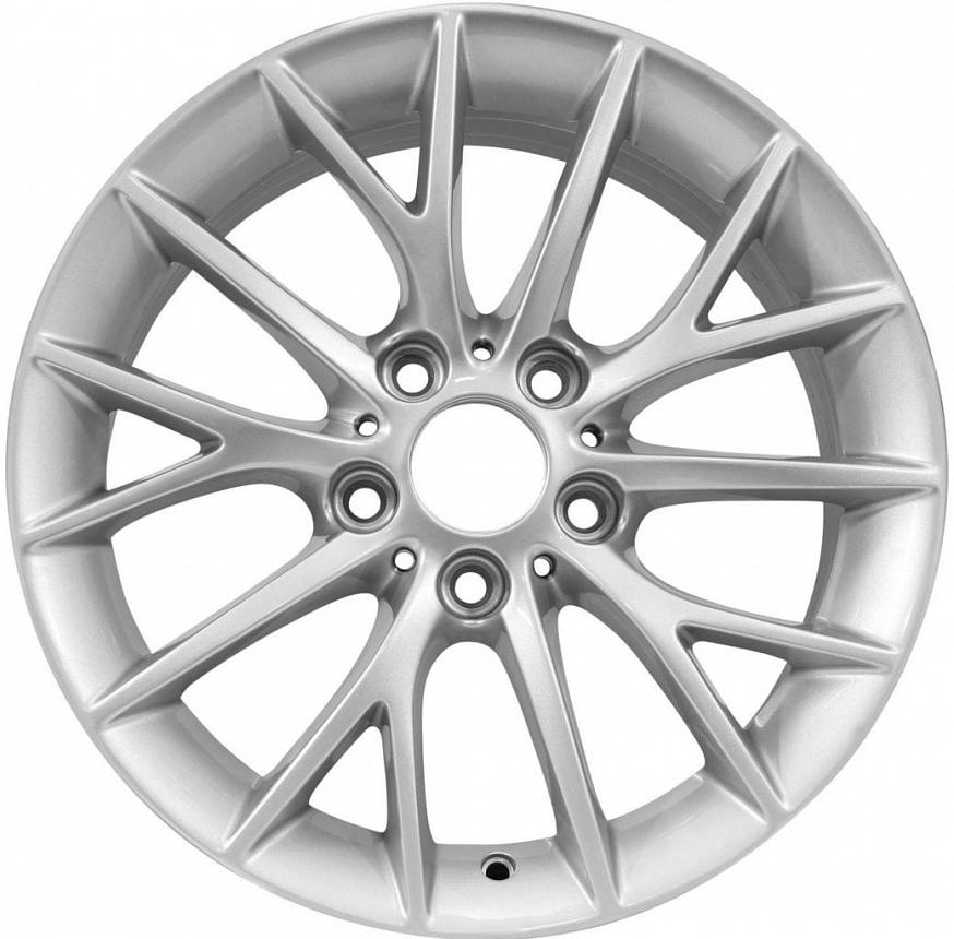 Легкосплавное дисковое колесо (Y-образные спицы) 380 для BMW 1 Series F20/F21