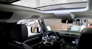 Принципиально новый автомобиль Land Rover Defender 90