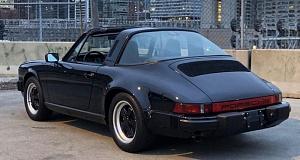 Продается раритетный автомобиль Porsche 911 Targa, ранее принадлежавший актеру Тому Крузу