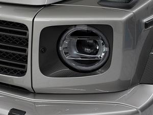 Карбоновые рамки для передних фар Lumma для Mercedes G-class W464 (W463 A)