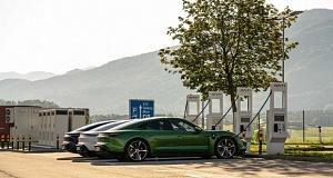 Автомобиль Porsche Taycan станет доступнее