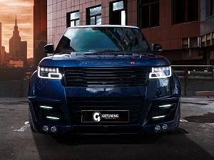 Range Rover Vogue LUMMA CLR R Restyling