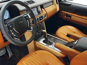 Кожаный салон Startech для Range Rover 2010-2012