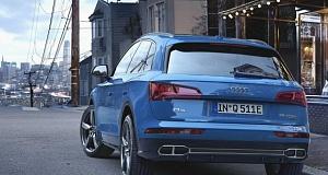 Уже осенью 2020 года увидит свет купе-версия кроссовера Q5 от Audi