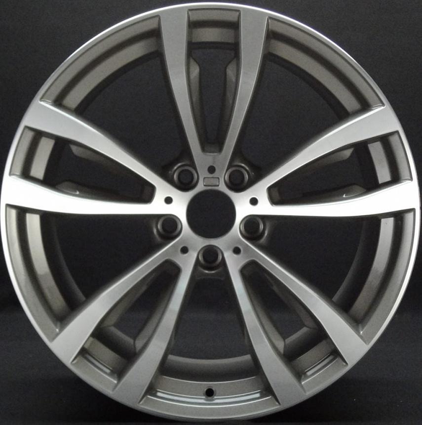 Легкосплавный колесный диск (сдвоенные спицы) 469 для BMW X6 F16