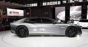 Первым электромобилем от концерна Lamborghini станет стильная 4-х-местная модель гран-туризмо